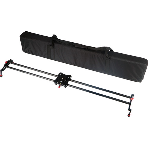 Lightweight Carbon Fiber 2-Rod Camera Slider