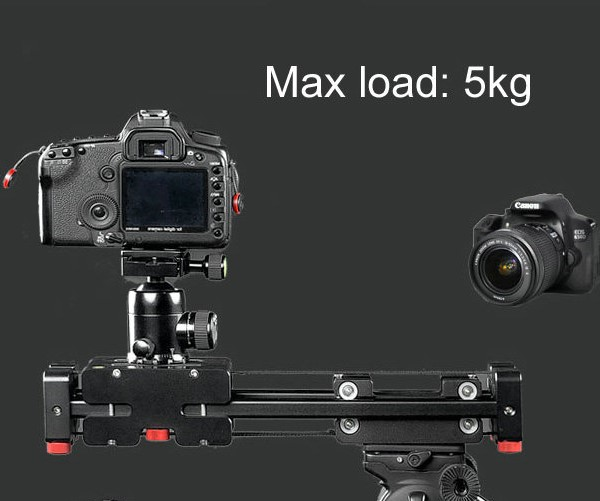 Portable Mini DSLR DV Video Slider 15