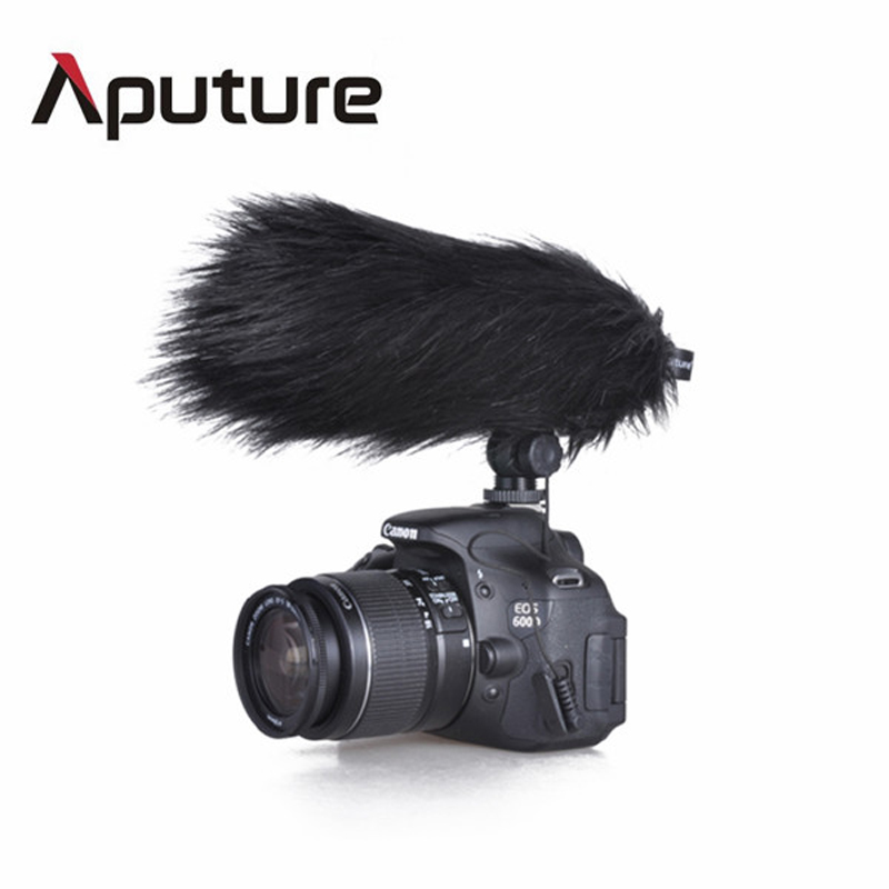 Aputure V-Mic D1 Directional Condensor Microphone