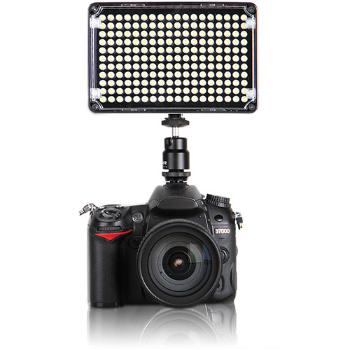 Aputure Amaran H198C On-Camera LED Light