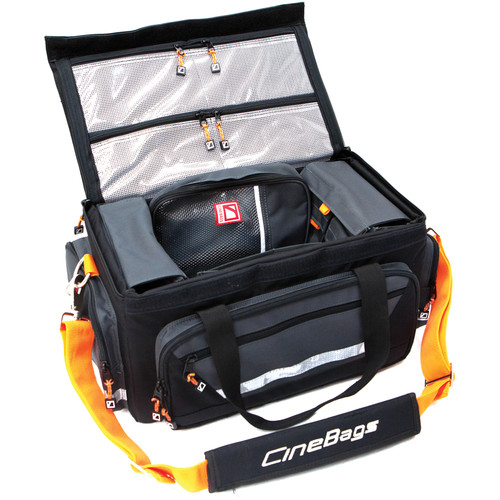 CineBags CB11 Production Bag Mini (Black/Charcoal)