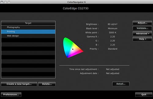 Color Edge CG2730 27